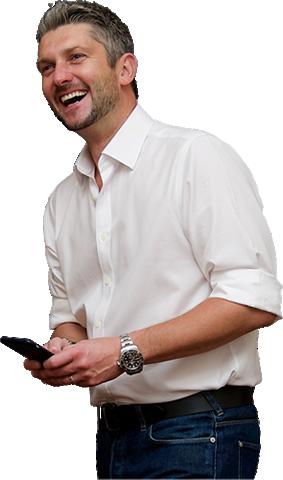 CEO & Founder Paul Carter Hemlin